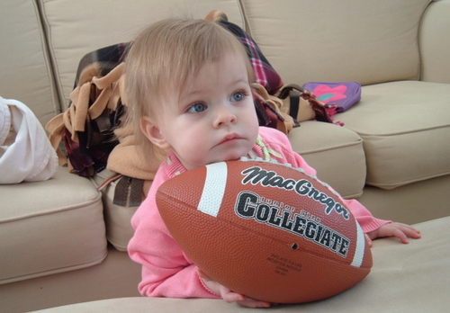 Future Football Player?