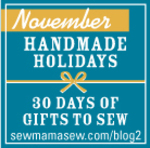 thirty days of handmade inspiration