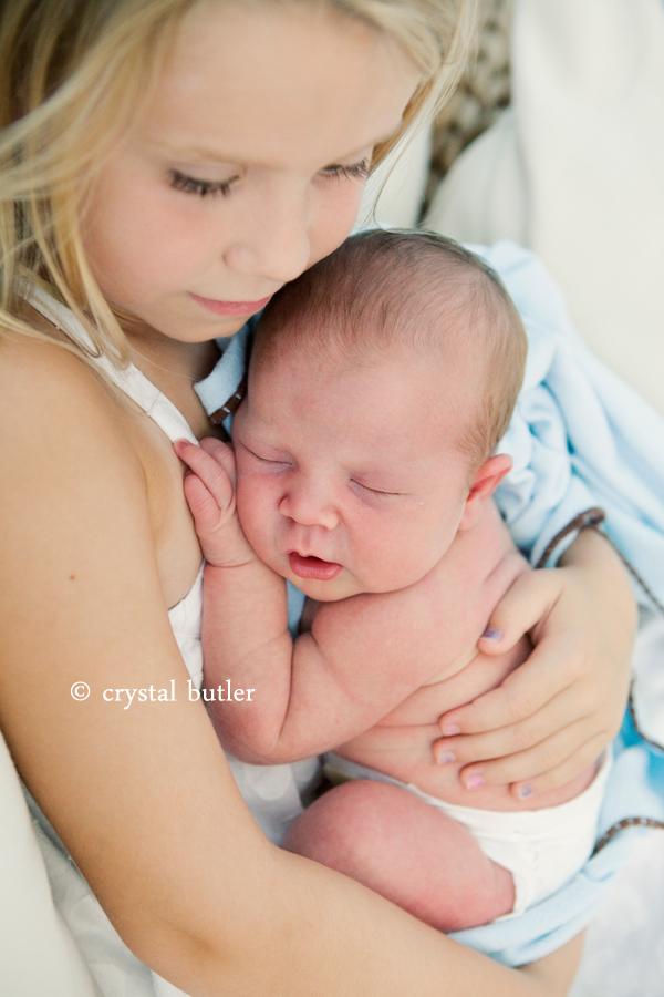 Isn't he lovely? (Rocky Mount, NC Newborn Photographer)