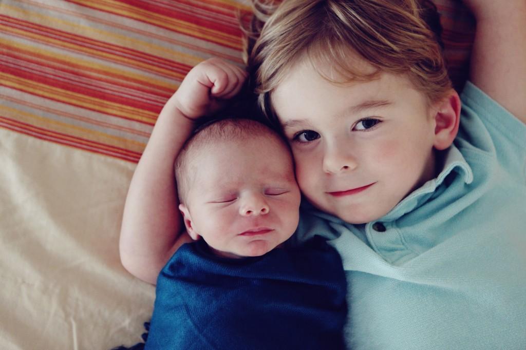 the boys of summer (Rocky Mount, NC, newborn photographer)