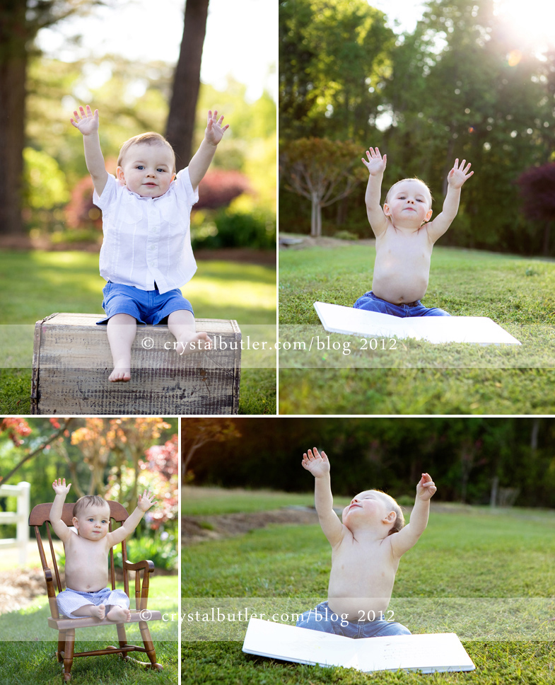 this kid.  (rocky mount, nc, baby photographers)