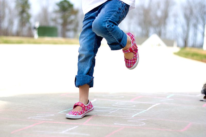 evyn's guide to spring, part 1: hopscotch